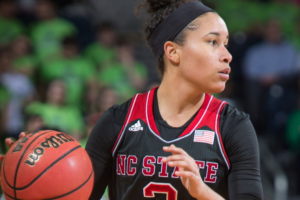 NCAA Womens Basketball: N.C. State at Notre Dame