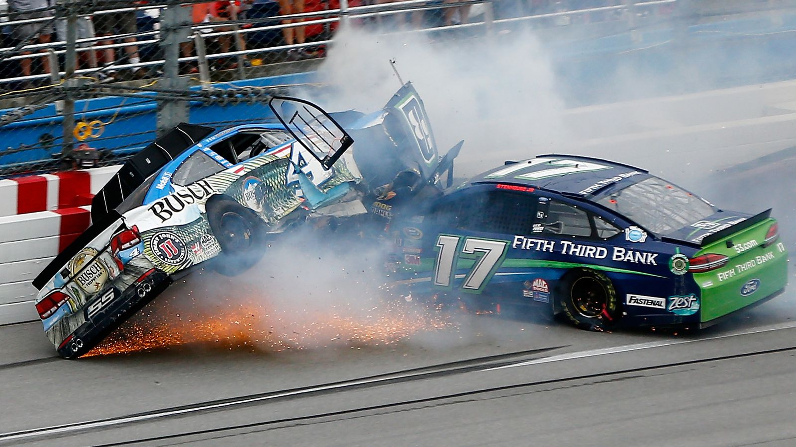 Talladega the latest evidence that nascar restrictor plate insanity needs to stop sbnation com