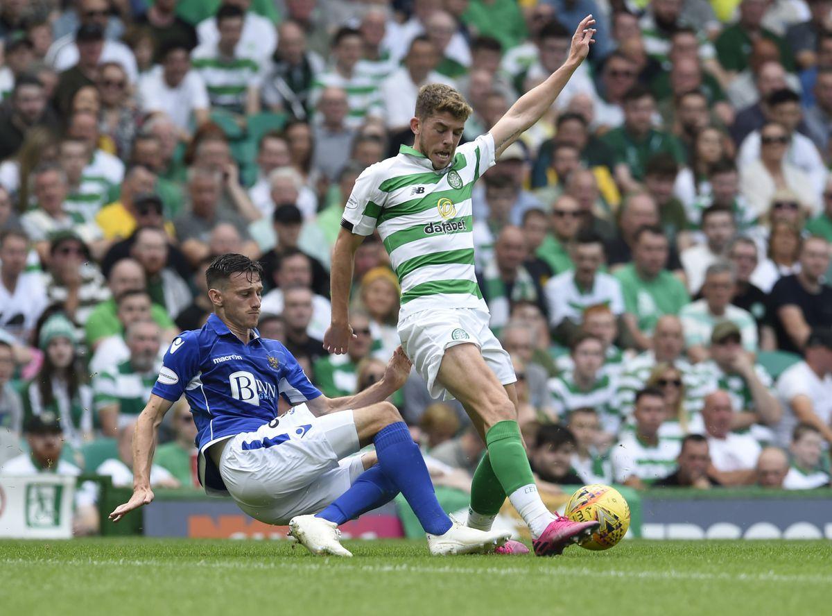 Celtic v St Johnstone - Ladbrokes Scottish Premiership - Celtic Park