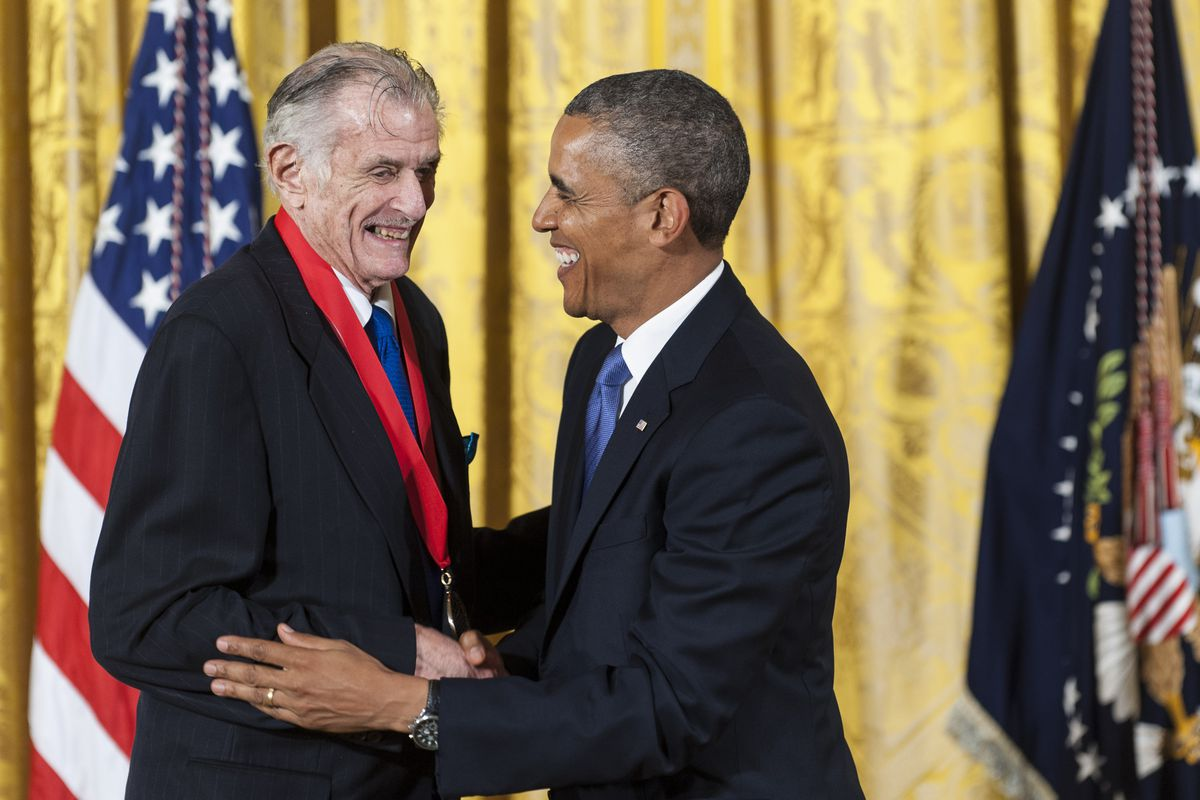 President Obama Awards 2012 National Medal of Arts and National Humanities Medals