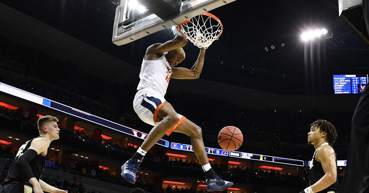 NCAA Tournament: A surging Mamadi Diakite leads Virginia to Final Four - Streaking The Lawn