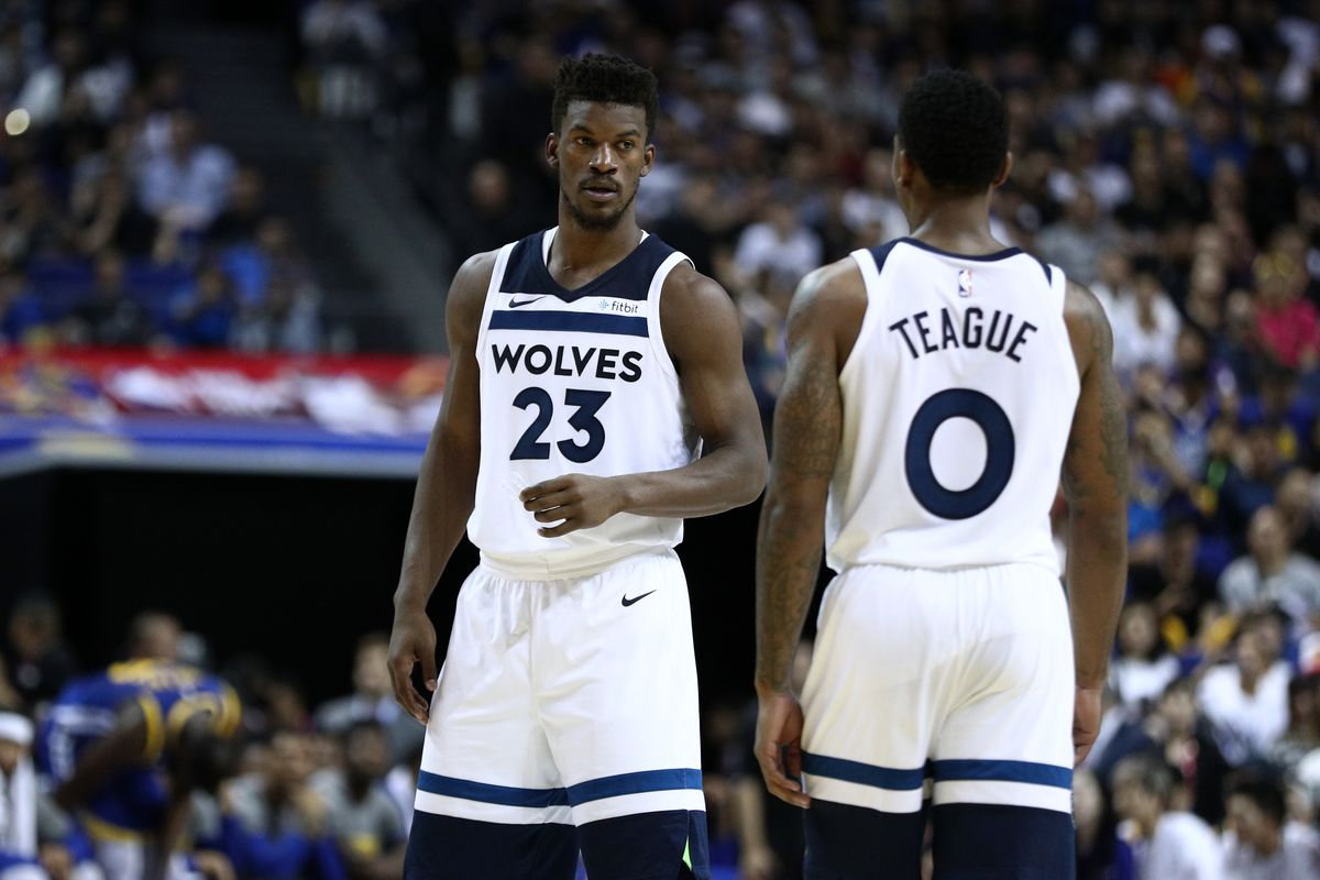 Image result for jeff teague wolves