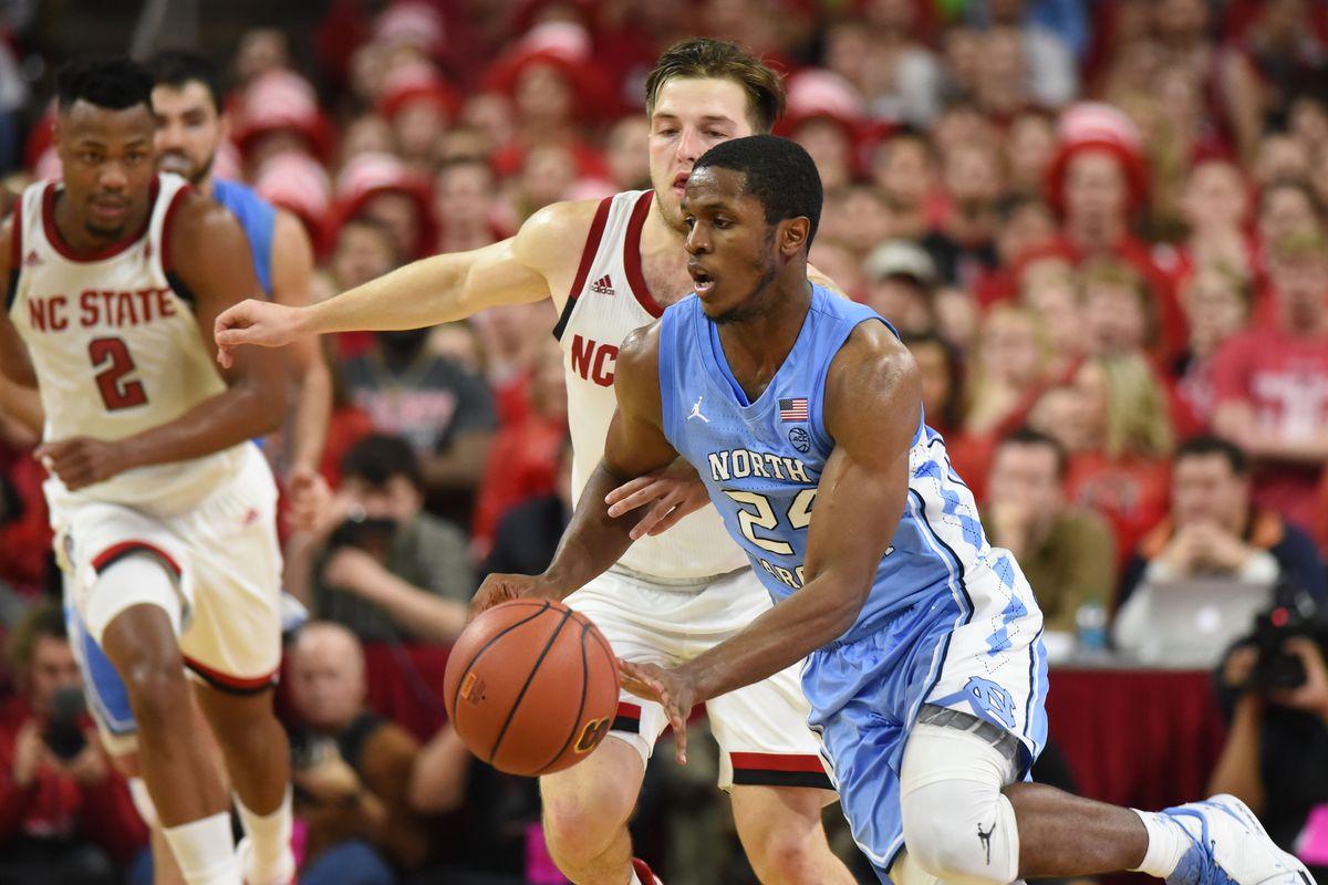NCAA Basketball: North Carolina at N.C. State