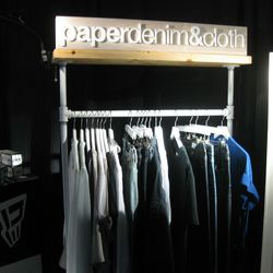 Paper Denim & Cloth's relaunched line for men and women (out next month)