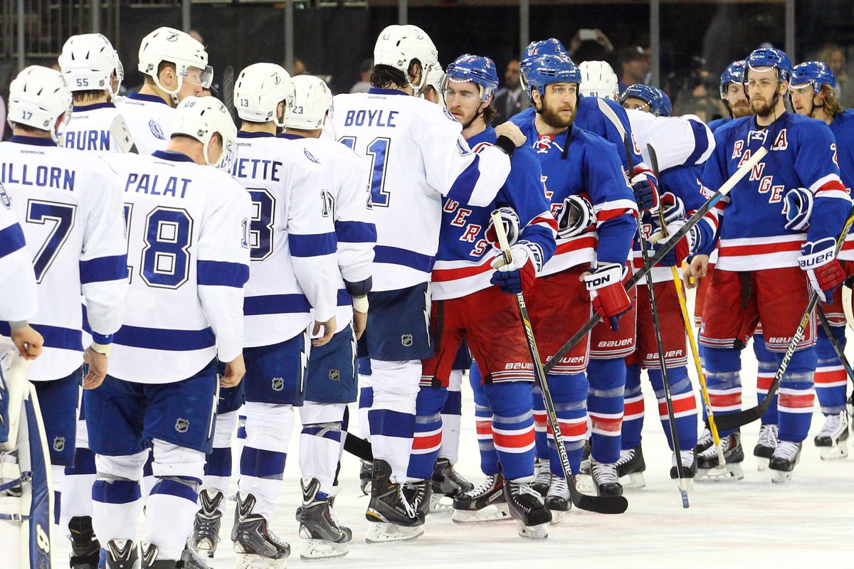 A measure of mutual respect between teams is often self-evident but that's not always the case off the ice.