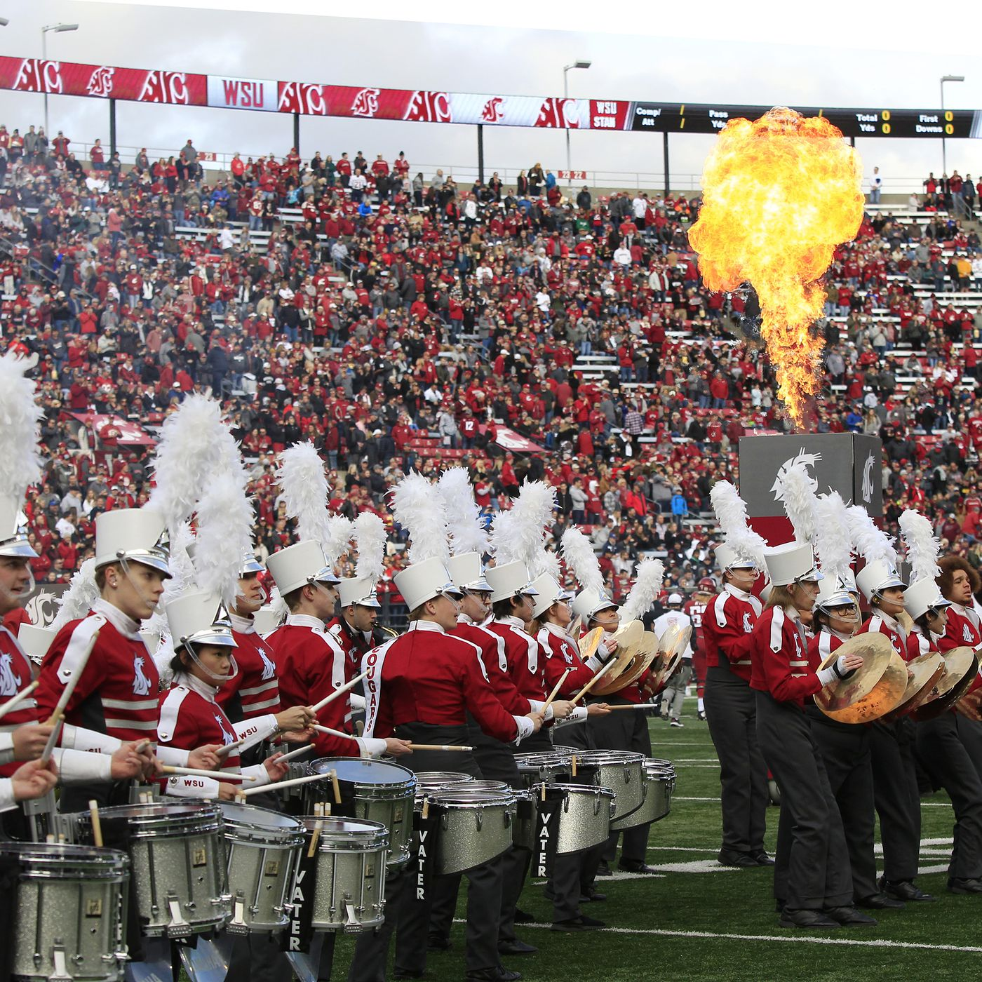 Wsu Vs Oregon State Football Tv Schedule Game Time Stream And More Cougcenter