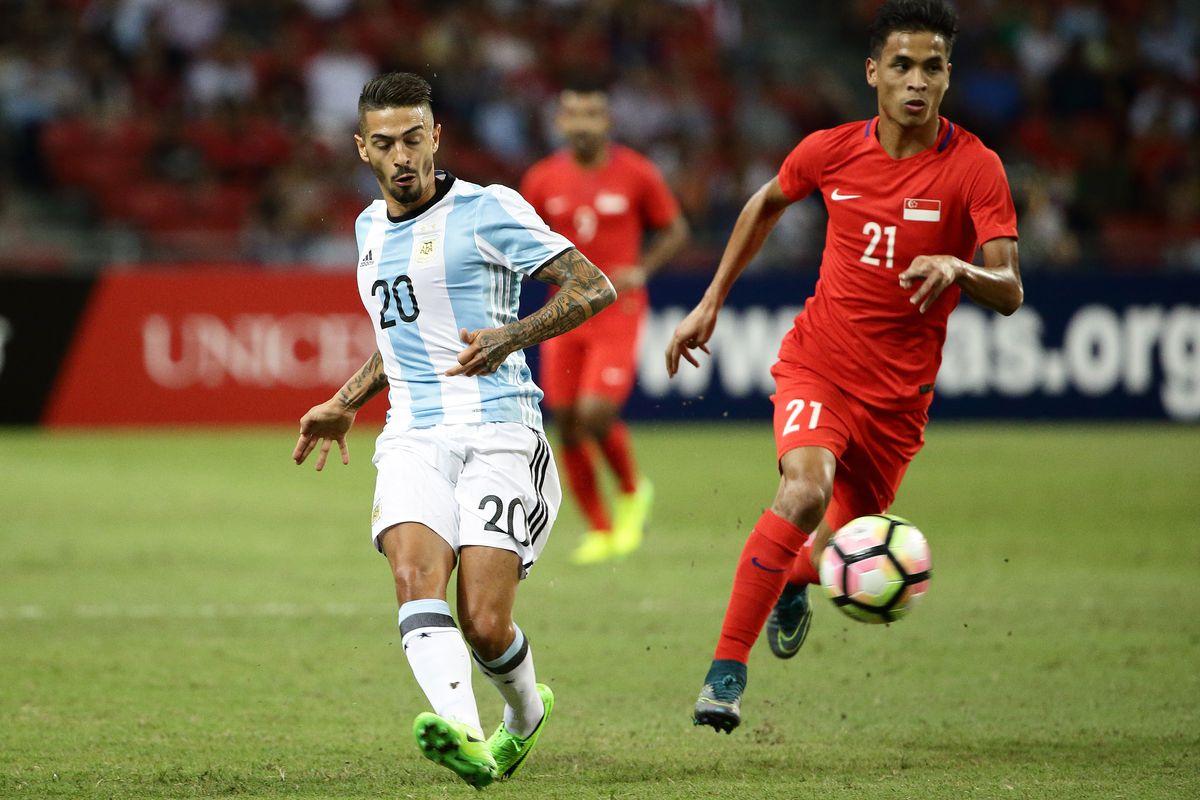 Argentina v Singapore