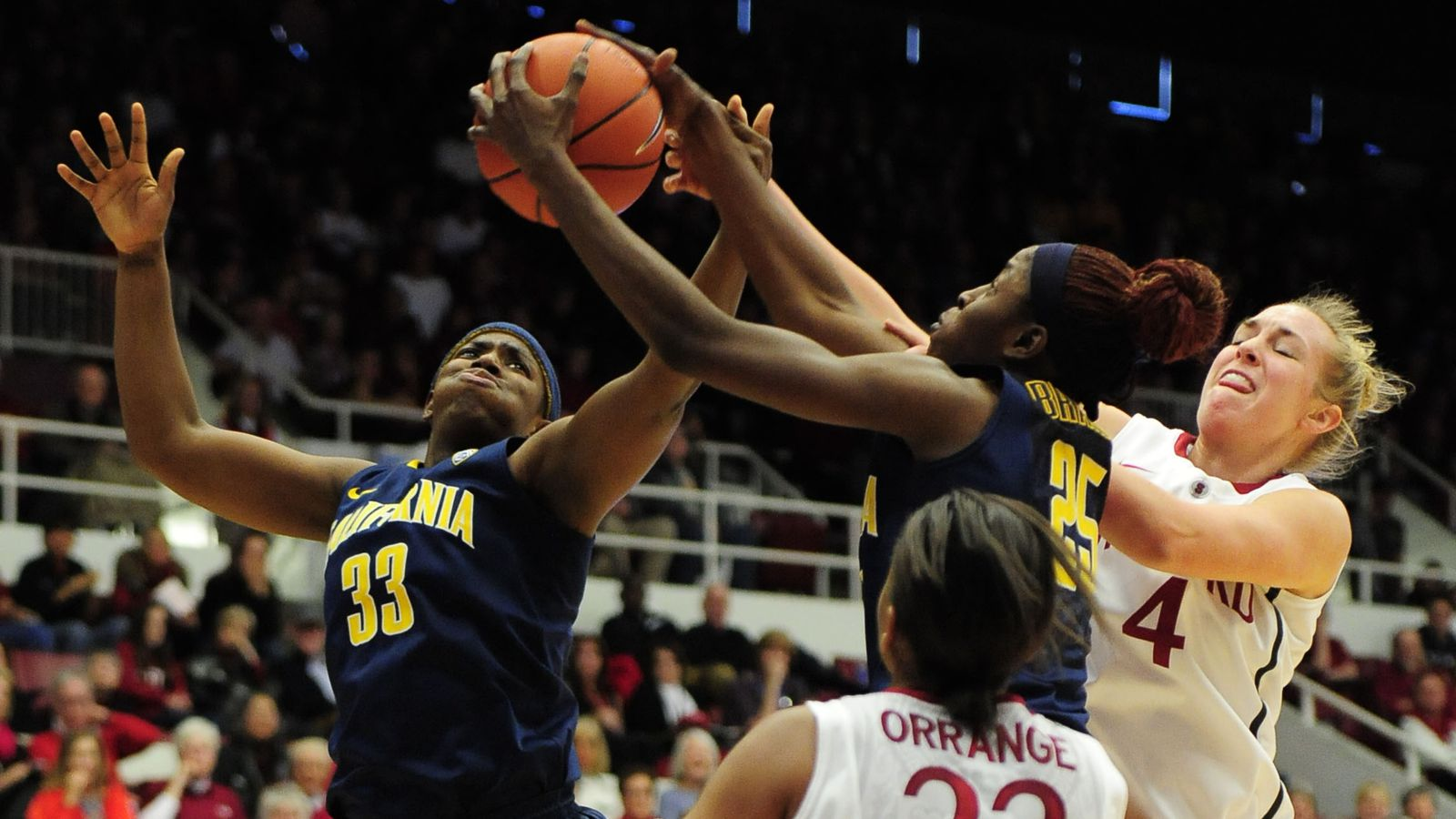NCAA Women's Tournament 2013: Cal gets an opportunity to ...