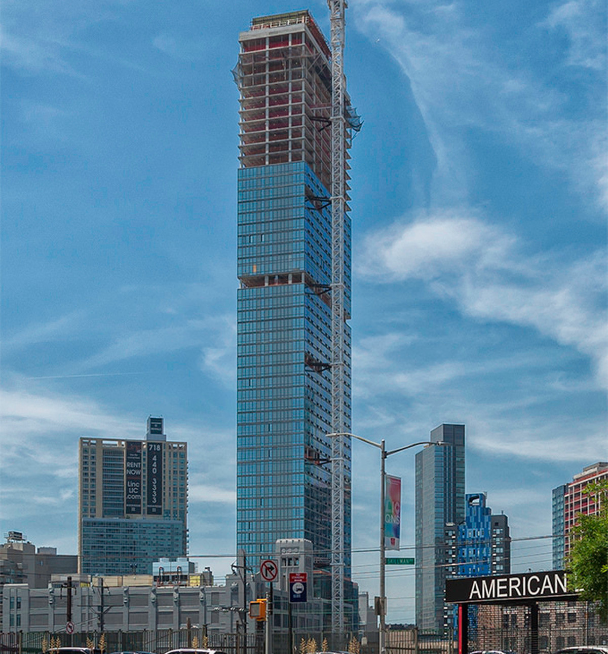 Long Island Apartments For Rent: Checking In On Long Island City's 54-story Rental Tower By