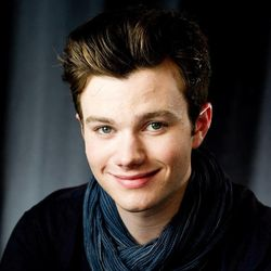 """FILE - In this April 21, 2012 file photo, actor Chris Colfer poses for a portrait in New York. Colfer stars in the Fox series, """"Glee."""""""