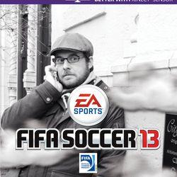 FIFA13 cover: Oshaning