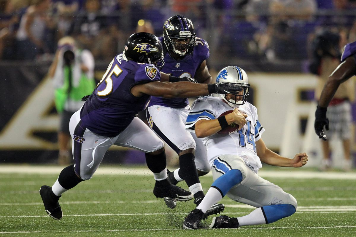 Bryan Hall was among those released by the Ravens on Sunday.