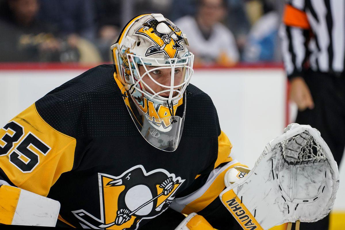 NHL: DEC 12 Blue Jackets at Penguins