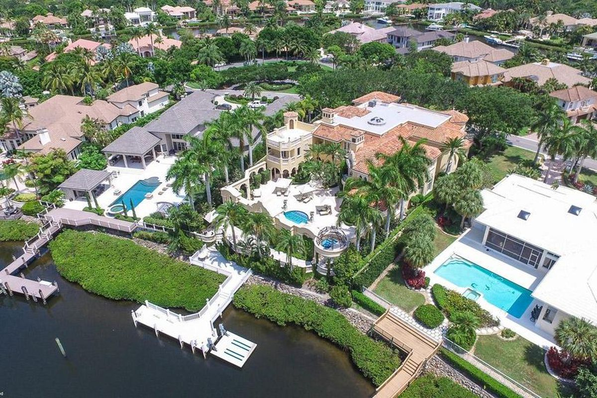 Celine Dion Florida Home Sold on Nine Island Miami Beach