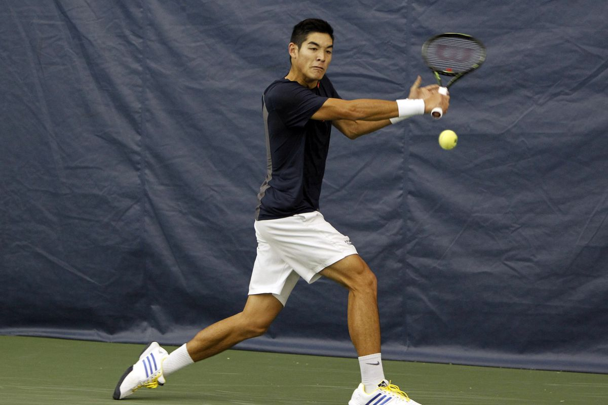 Michigan's Minor, Virginia's Kwiatkowski win at NCAA tennis