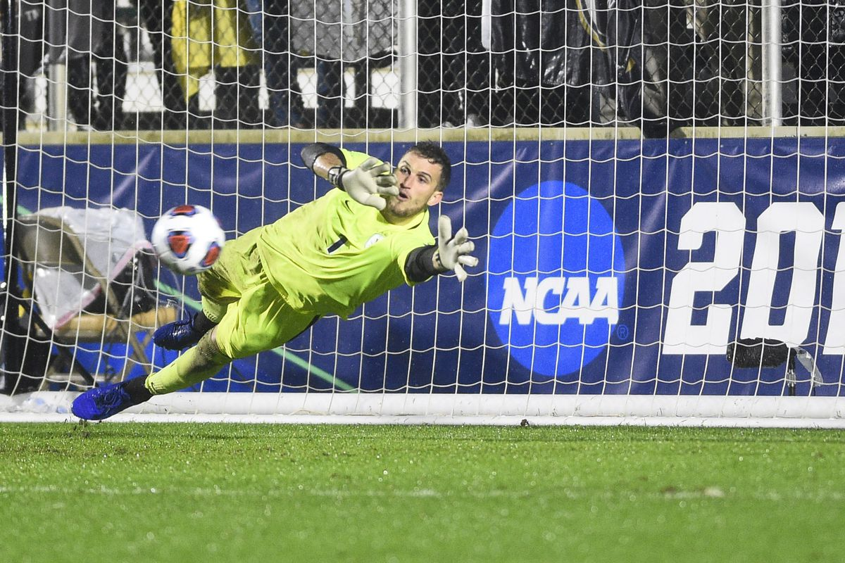 NCAA Soccer: DI Mem's College Cup-Virginia vs Wake Forest