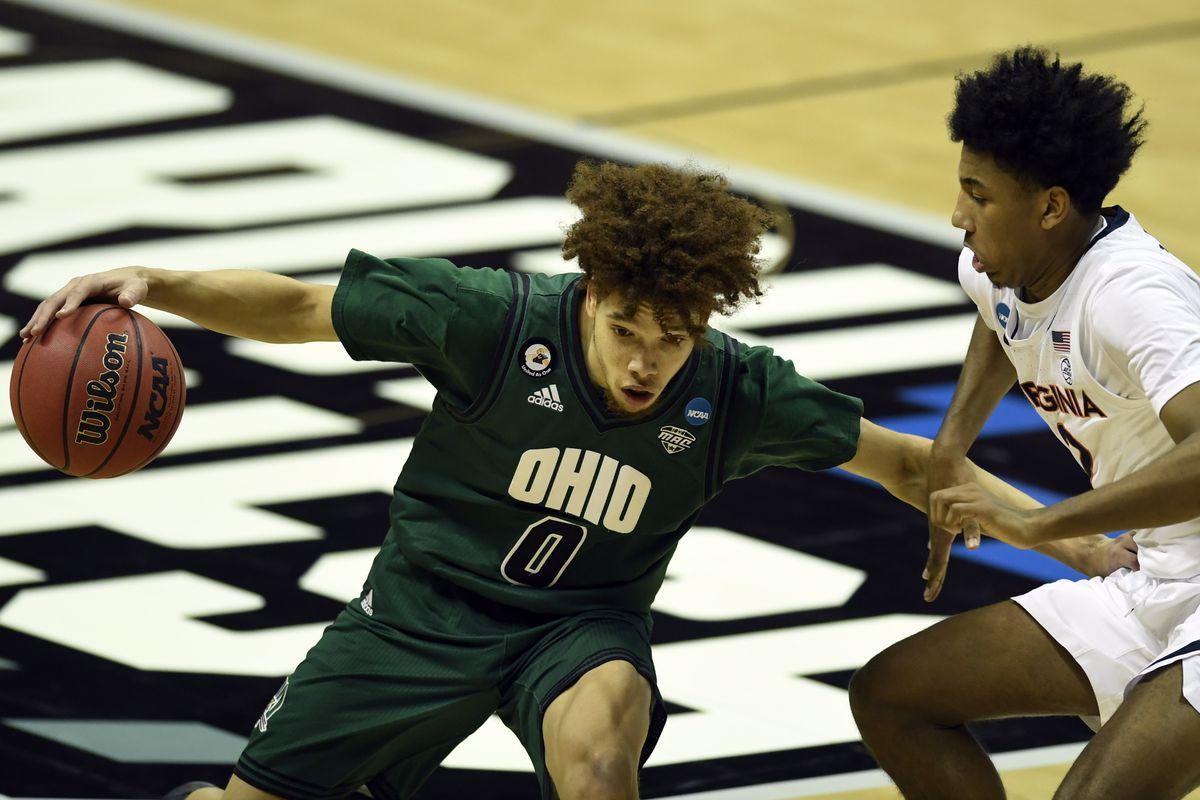 NCAA Basketball: NCAA Tournament-Ohio at Virginia