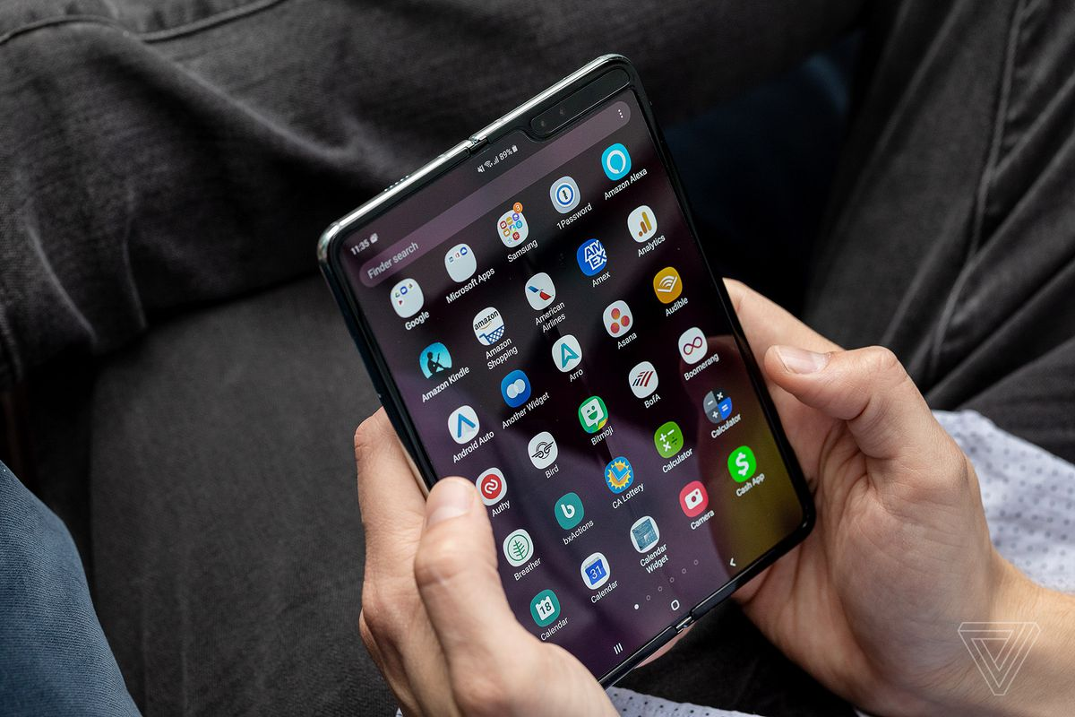 47beec25001842 Samsung officially delays the Galaxy Fold - The Verge