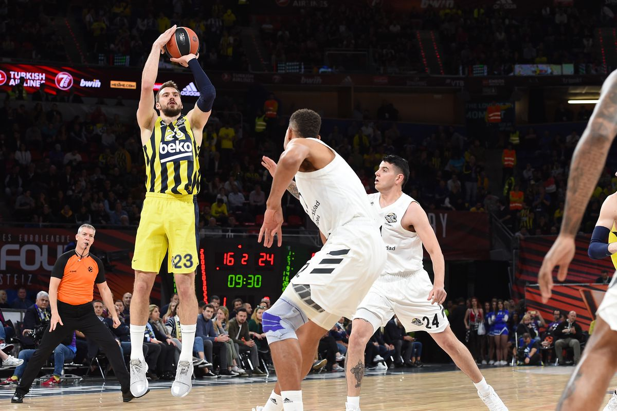 Turkish Airlines Euroleague Third Place Game Fenerbahce Beko Istanbul v Real Madrid