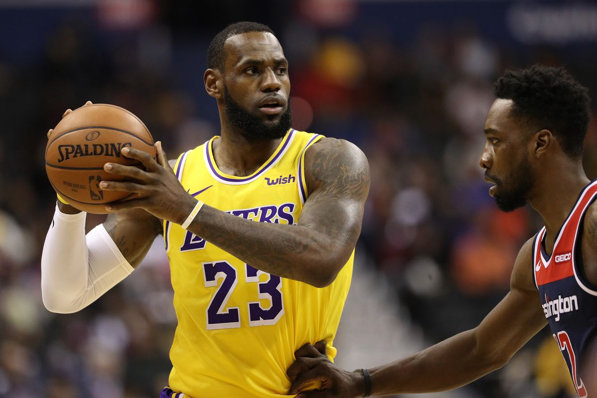 3c49b62c0922 Lakers vs. Wizards Preview  Will Washington out-tank L.A.