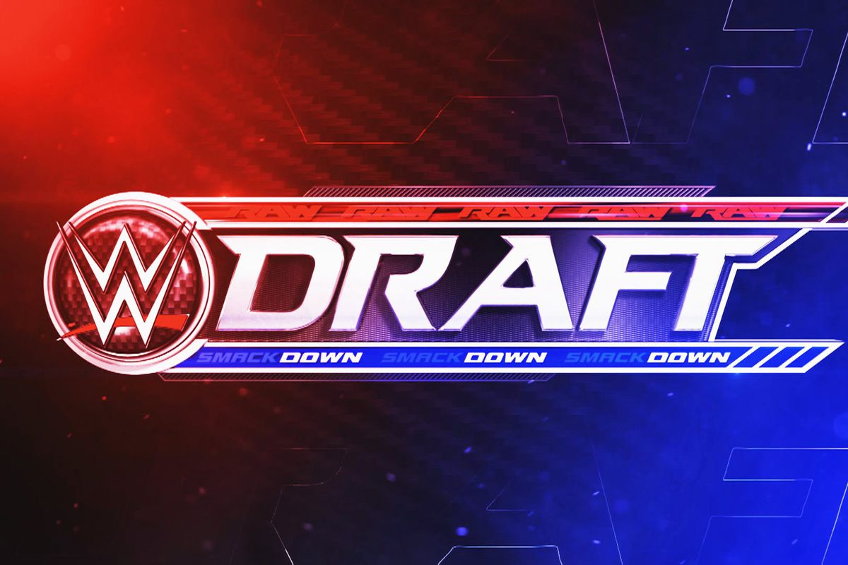 WWE reportedly has plans for an October Raw/SmackDown Draft