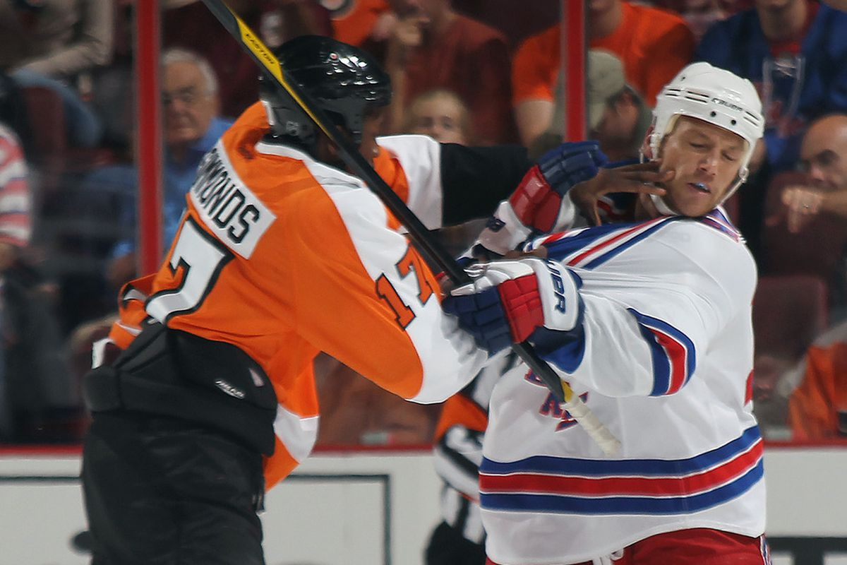 Bad ju-ju is being paid forward around the NHL. Avery is up next - what is he gonna do?