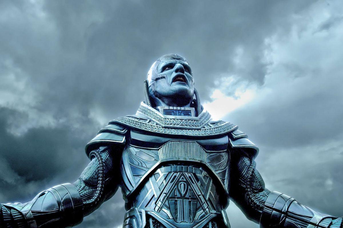 Apocalypse strongest marvel characters