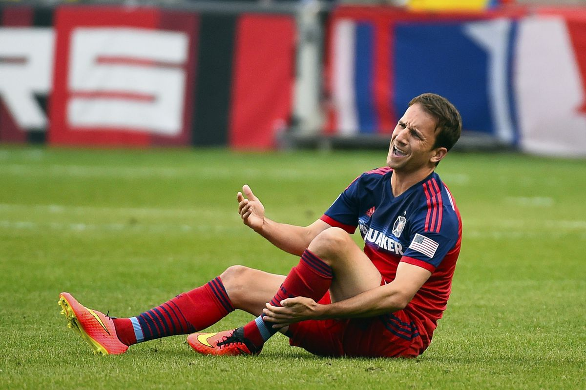 Will Mike Magee play tonight? We're hoping so, although the club is mum at this point.