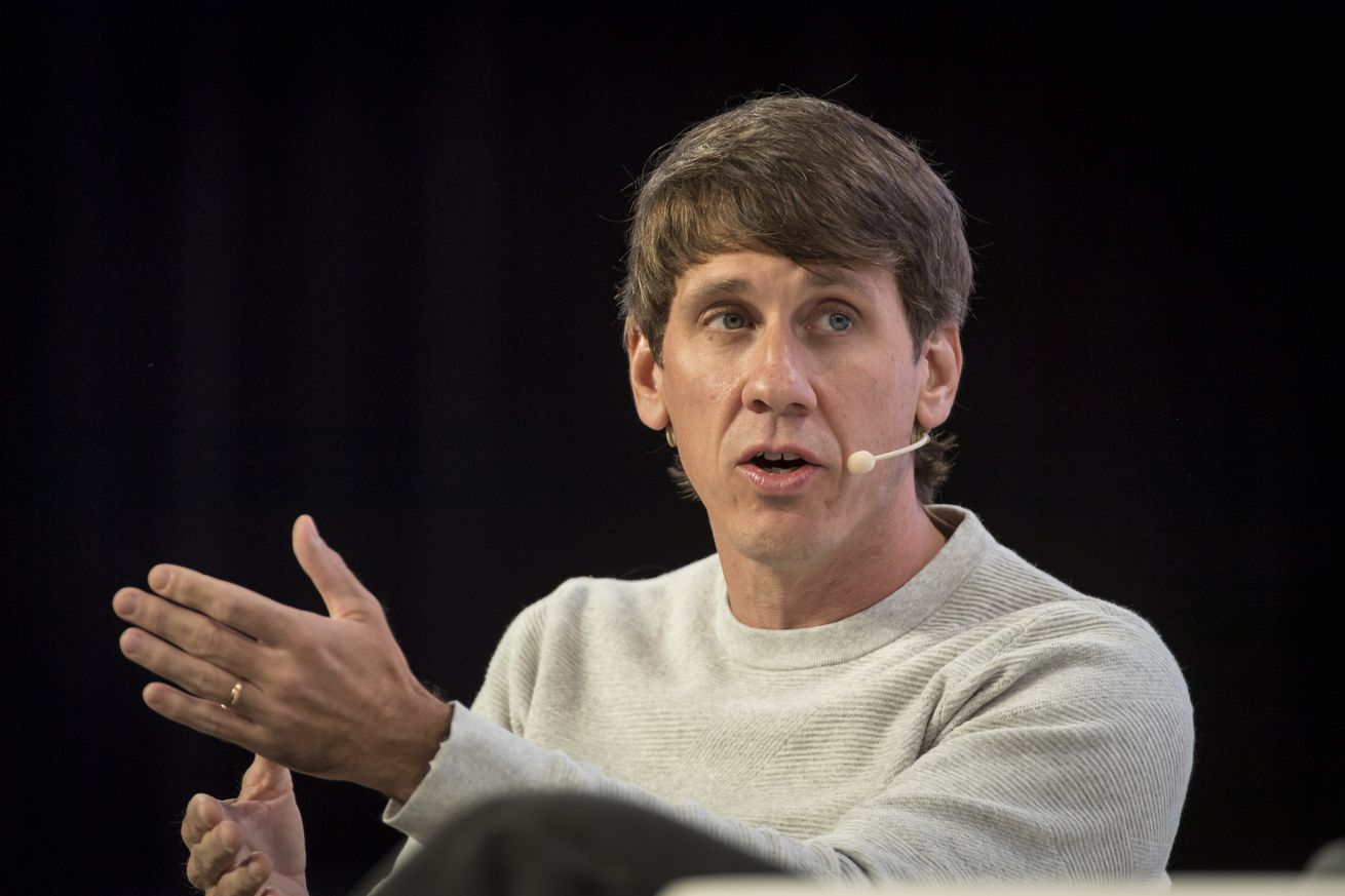 Dennis Crowley, co-founder of Foursquare