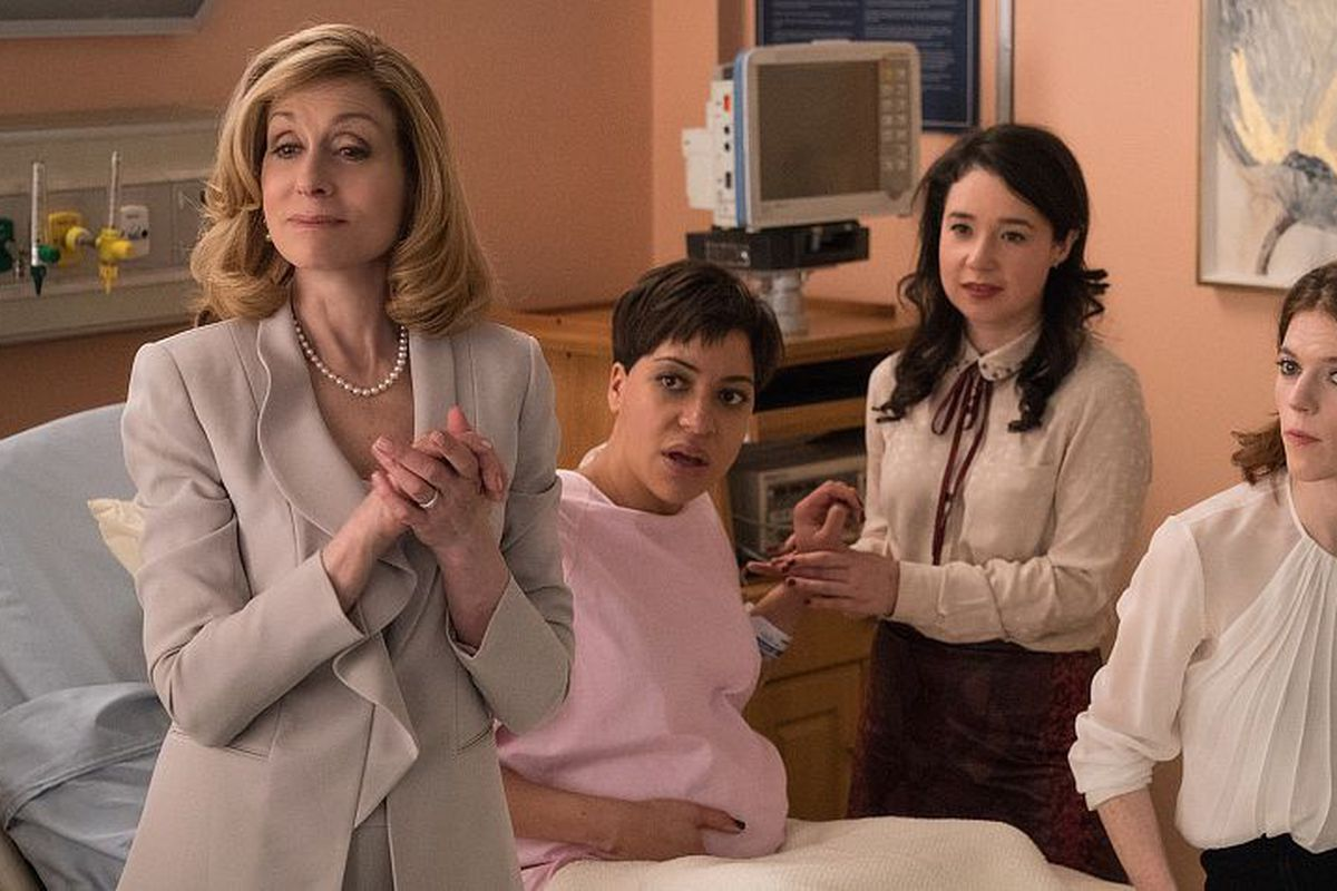 Back To The Future Porn Fanfic - The Good Fight season 2 finale review: a nihilistic liberal ...
