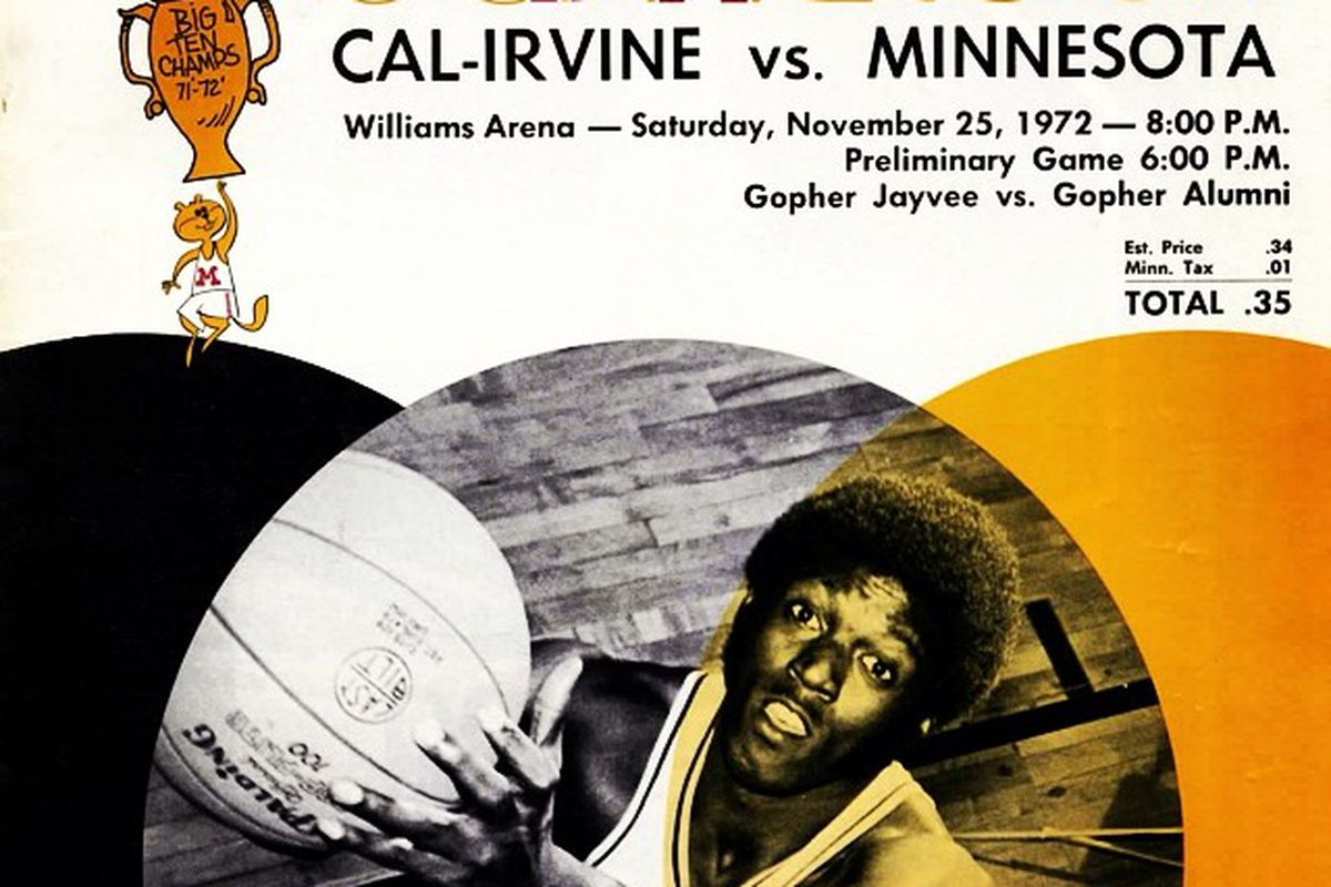 TBT 1972 The Gophers First NCAA Tournament The Daily Gopher