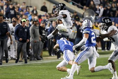 NCAA Football: Utah State at Brigham Young