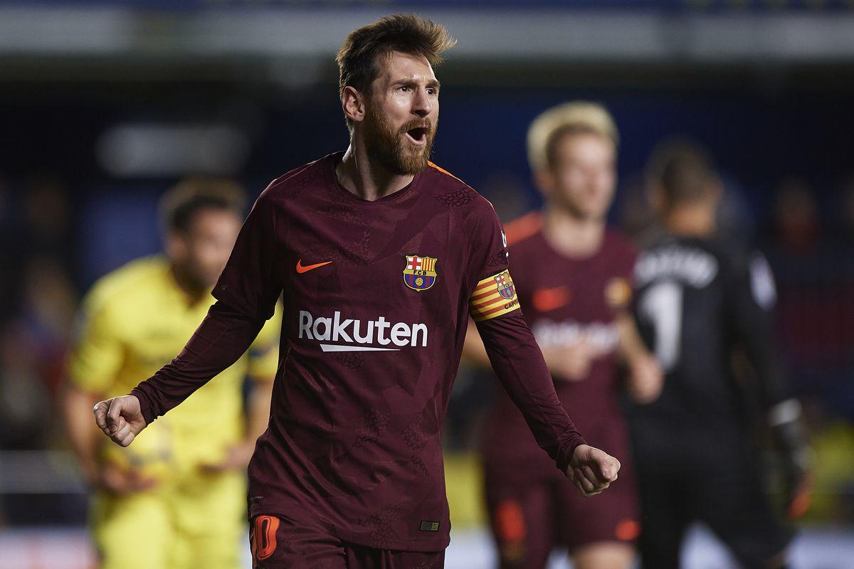 FC Barcelona v Deportivo La Coruna 17 December 2017