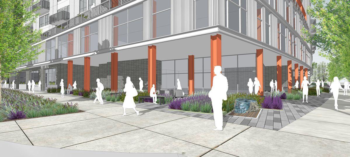 First Look At Big New Warner Center Mixed User Curbed La