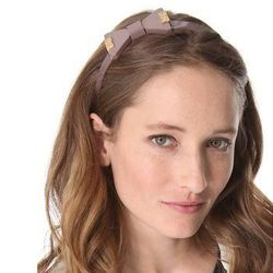 """Marc by Marc Jacobs Exploded Bow Headband: $68 at <a href=""""http://www.shopbop.com/exploded-bow-headband-marc-by/vp/v=1/1568286553.htm?folderID=2534374302062842&fm=other-shopbysize&colorId=48844"""">Shopbop.com</a>"""