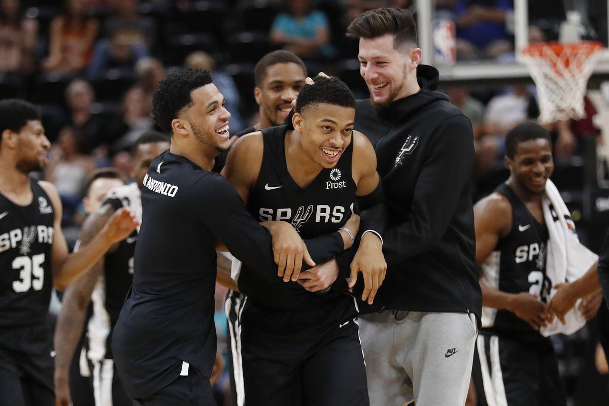 NBA: Utah Summer League-San Antonio Spurs at Memphis Grizzlies