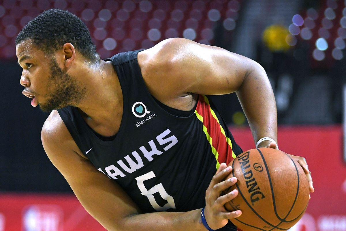 NBA: Summer League- Atlanta Hawks at Portland Trail Blazers