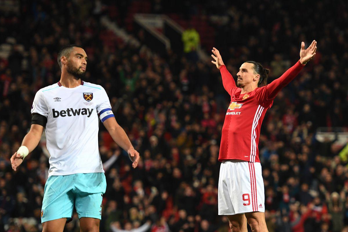 Manchester United v West Ham United - EFL Cup Quarter-Final