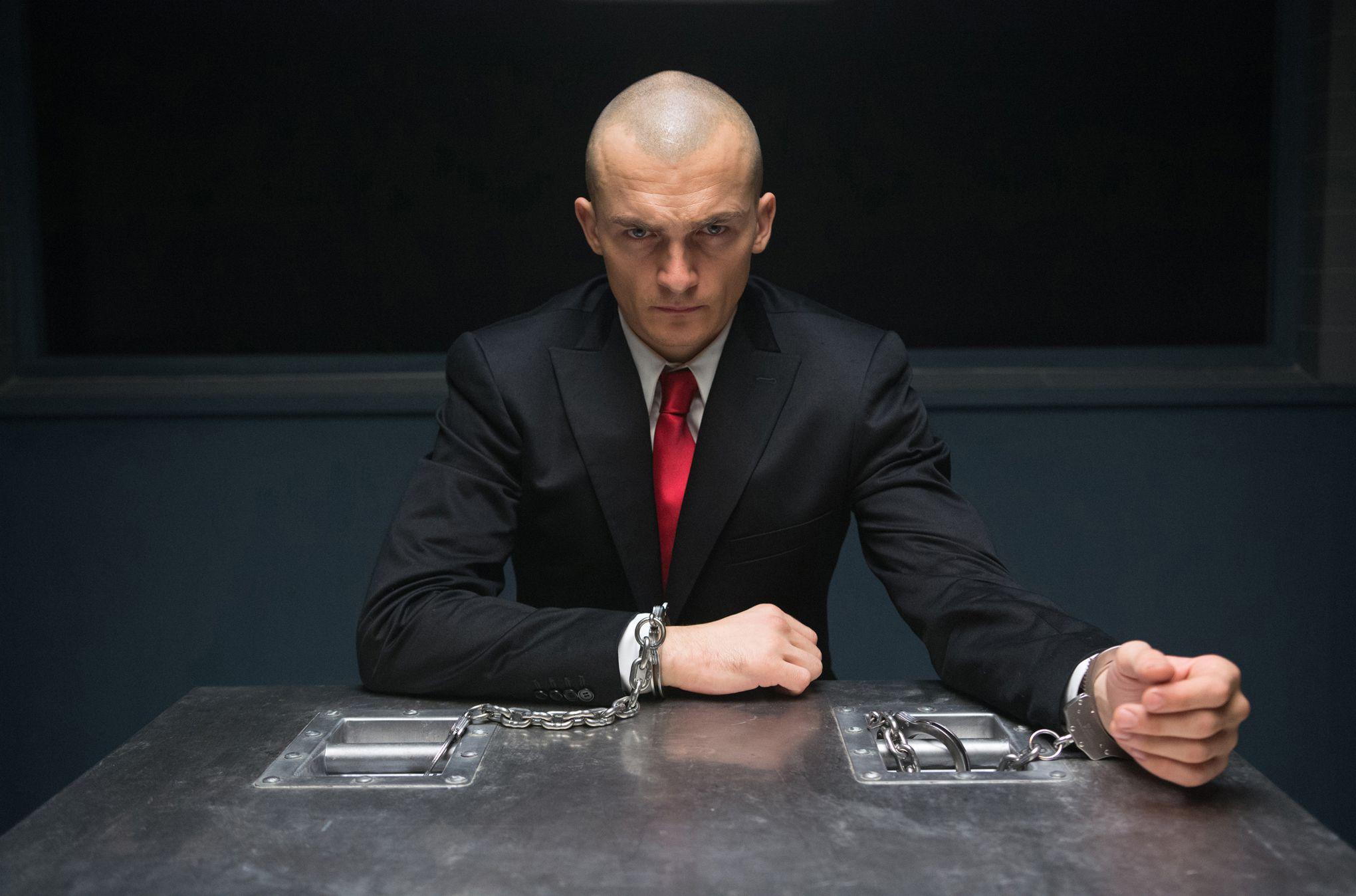 Hitman: Agent 47 promotional still (FOX)