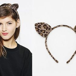 """<strong>Urban Outfitters</strong> Animal Ears Headband, <a href=""""http://www.urbanoutfitters.com/urban/catalog/productdetail.jsp?id=28857977&color=001&cm_mmc=SEM-_-Google-_-PLA-_-55042002544adwords_labelsW_ACC_HAIRACCESSORIES&device=c&network=g&matchtype=&"""