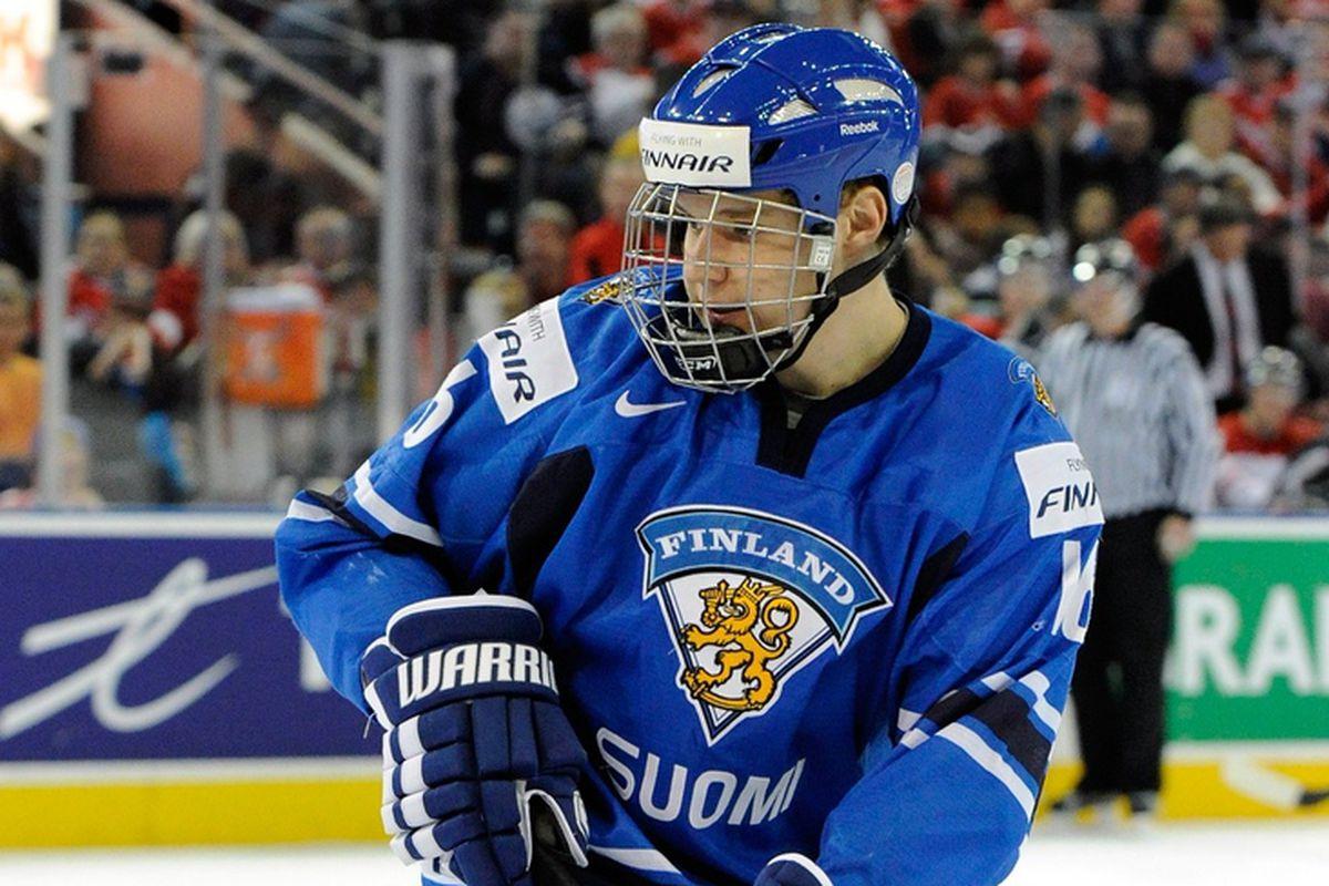 97412d4d5cf 2013 NHL Draft Profile   Scouting Report  Aleksander Barkov. New ...