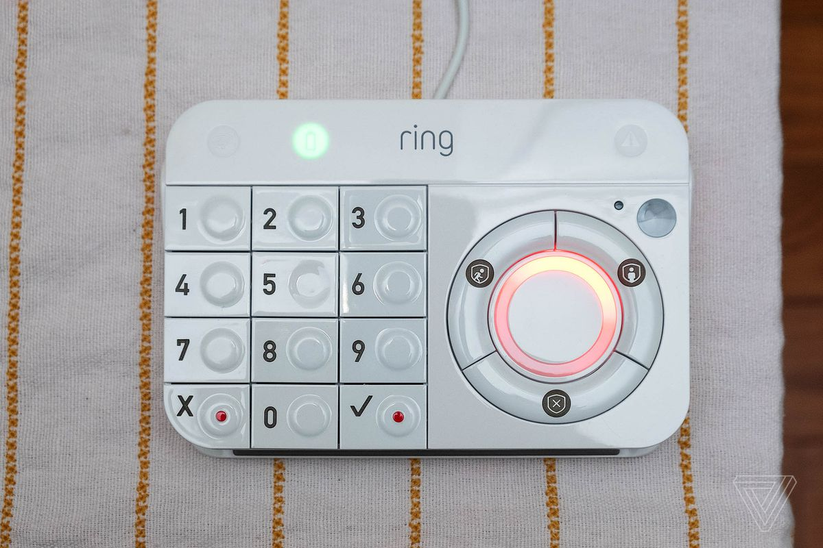 Ring Alarm Review Simple Cheap Home Security The Verge Power Failure Circuit Without Individual Supply Says That It Will Preset Any Additional Devices You Order At Same Time As Starting Kit Which Would Make Setting Them Up Seamless