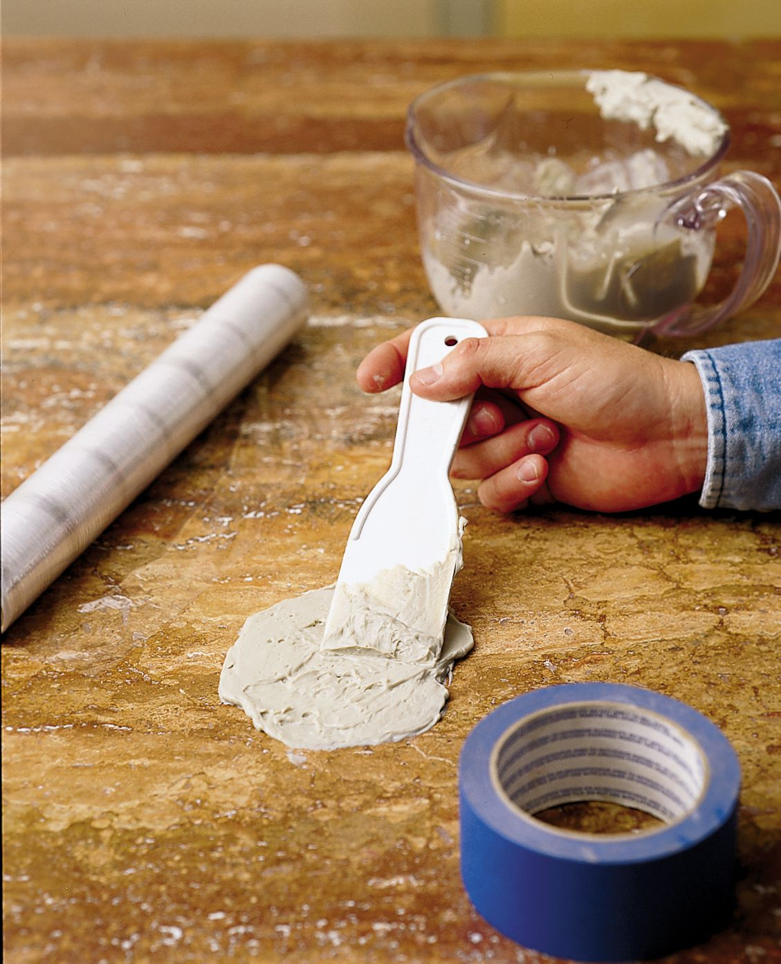 How To Remove Stains From Kitchen Countertops This Old House