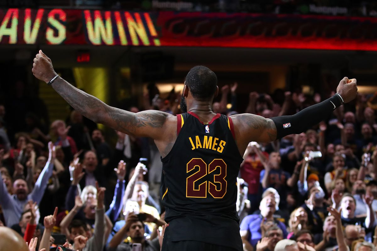 c64ee7229a Photo by Gregory Shamus/Getty Images. LeBron James did things to the Raptors  again on Saturday night in Game 3.