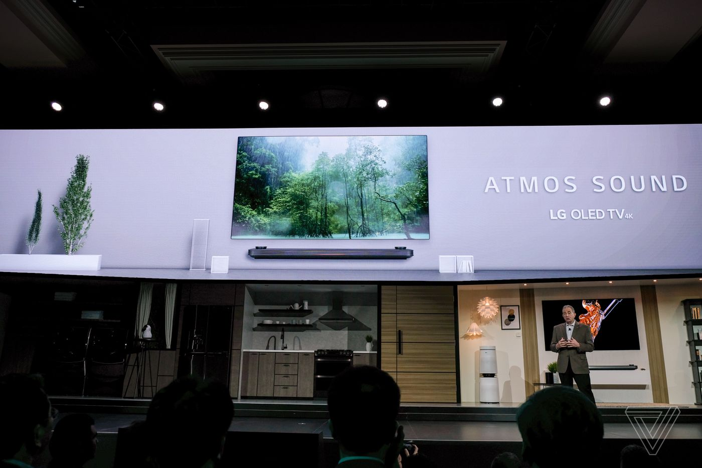 LG's new 4K OLED and Super UHD TVs add Google Assistant