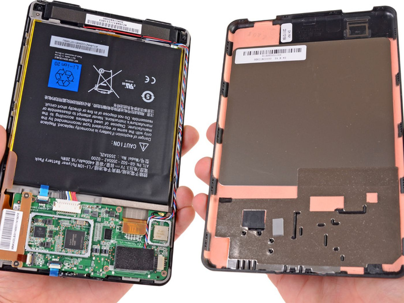 Kindle Fire Rooted And Splayed Source Code Released The Verge Short Circuit No Disassemble