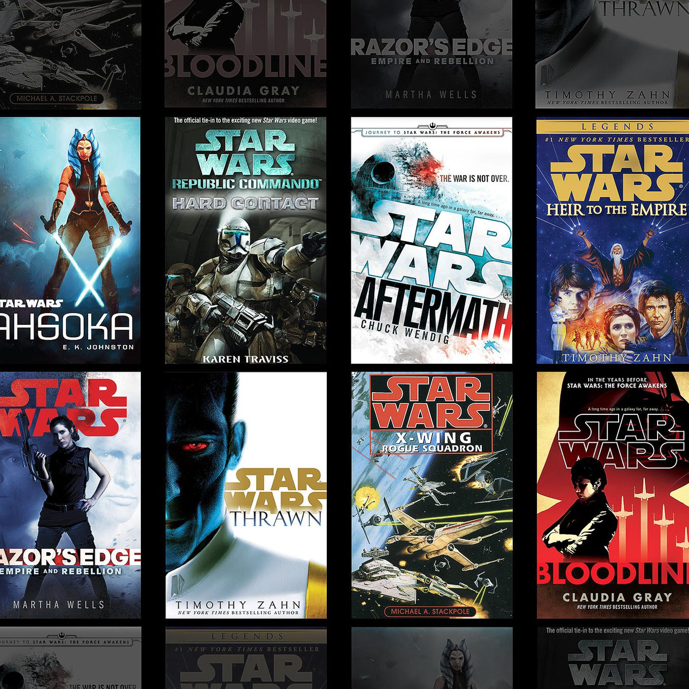 Star Wars reading list: where to start after you finish the