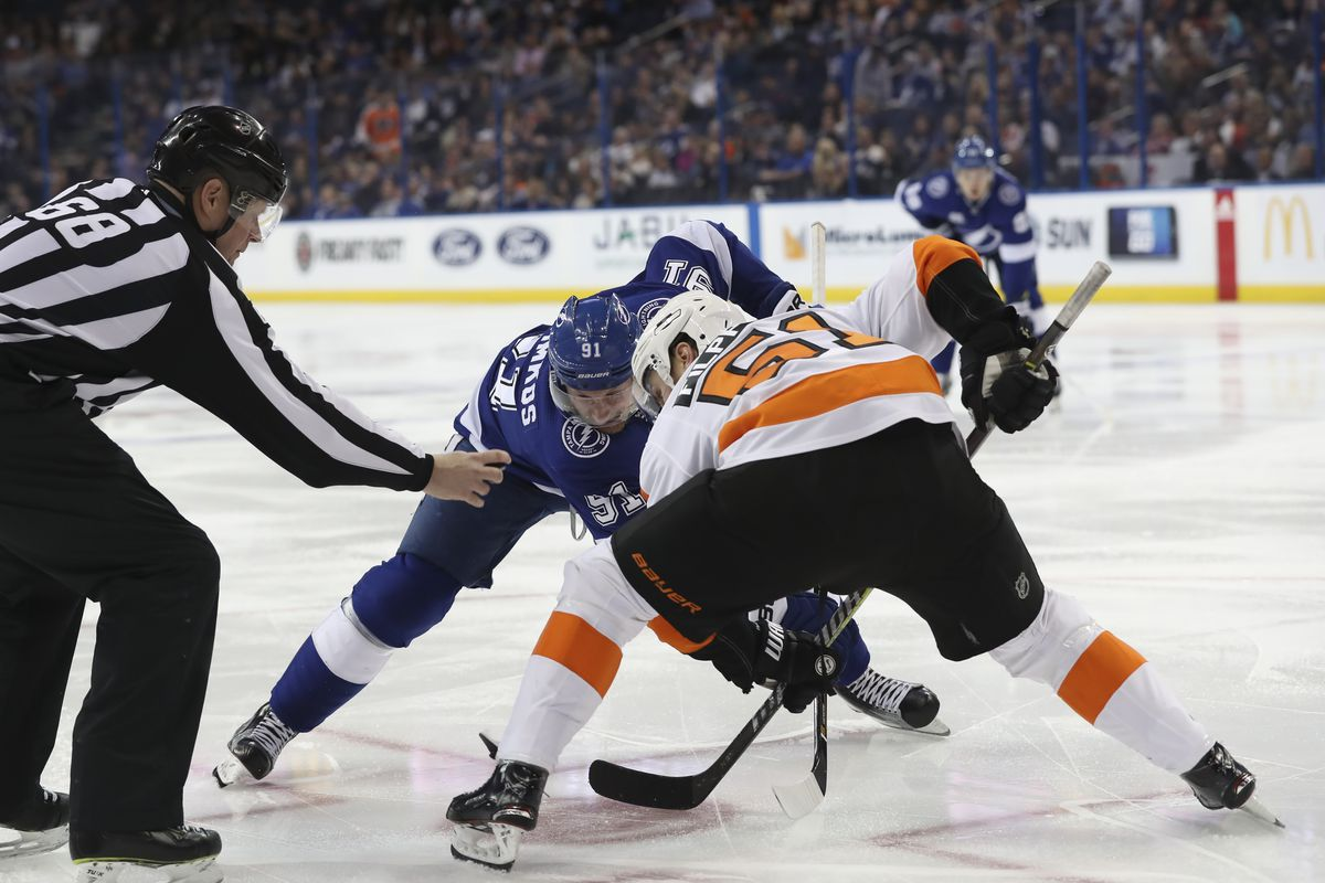 flyers vs lightning lineups start time tv radio live stream and
