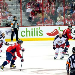 Ovechkin Passes From Point