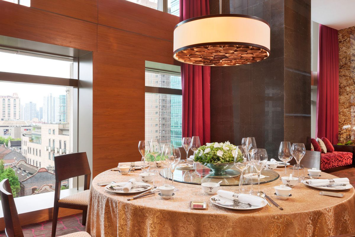 This Is Shanghais First Three Michelin Starred Restaurant Eater